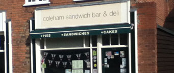 Coleham Deli photo