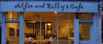 Alfie and Billys Cafe photo