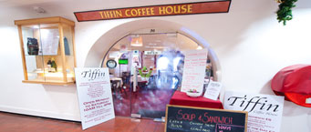 Tiffin Coffee House photo